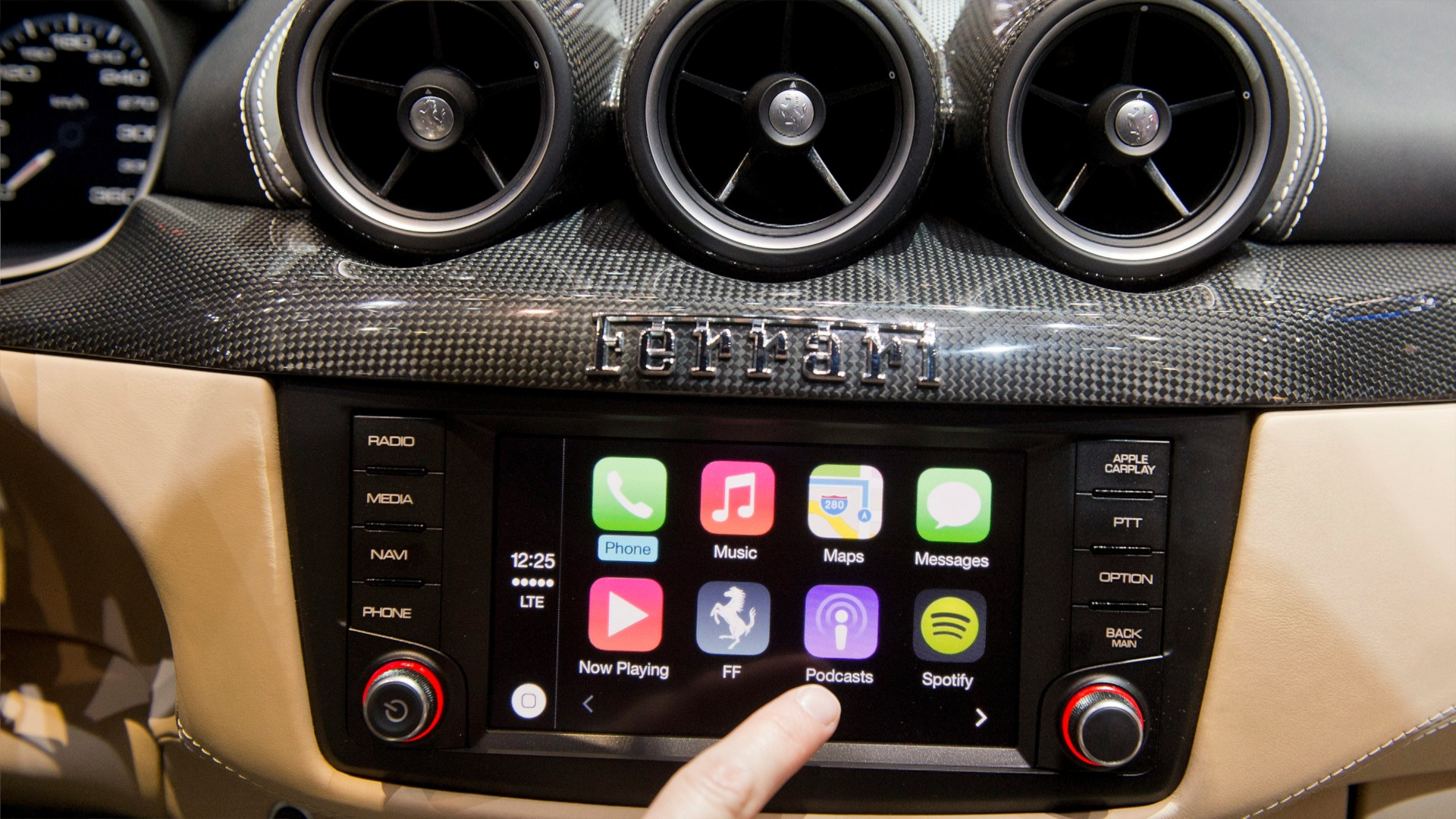 Carplay e Google Now