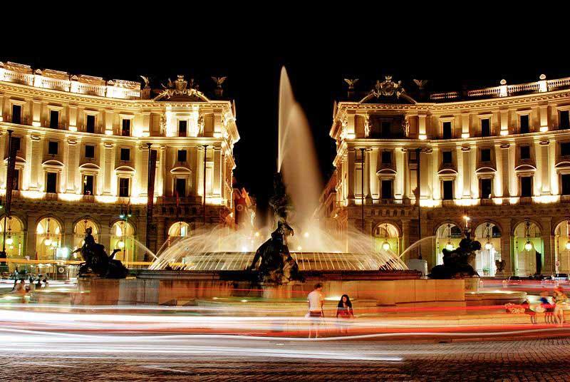 Piazze di Roma e il loro fascino intramontabile