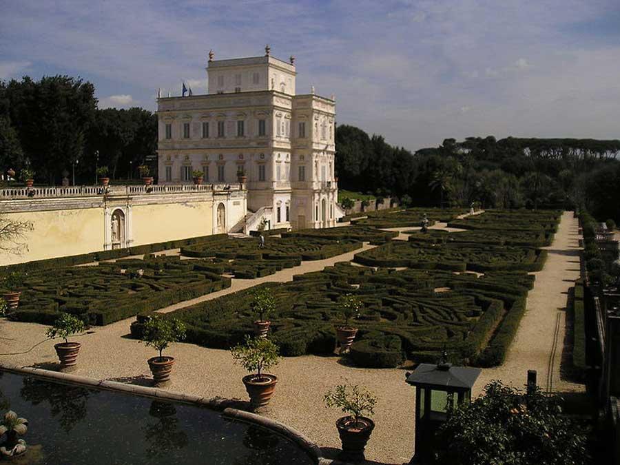 Parchi e giardini di Roma