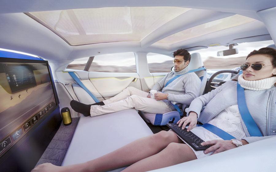 Auto tecnologiche e over 50; è questo il connubio ideale secondo Nielsen