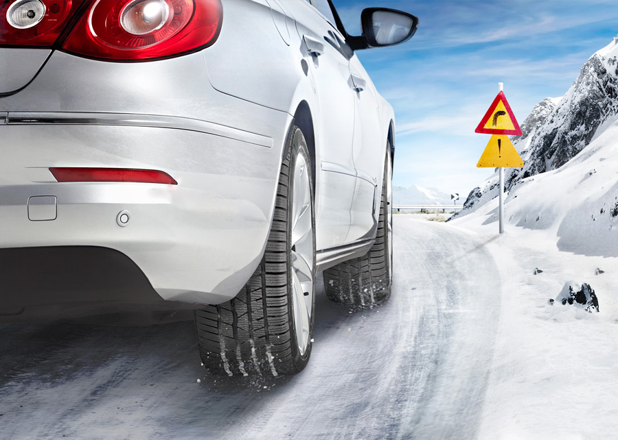 Pneumatici invernali: il modo migliore per evitare i pericoli della neve