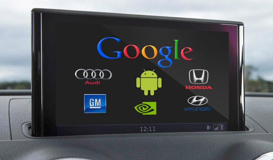 Android Auto in arrivo il primo sistema operativo per la connessione web in auto
