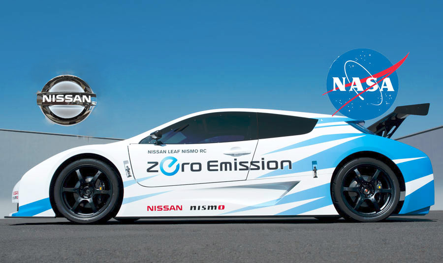 Nissan e Nasa insieme per la ricerca
