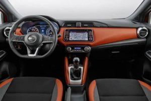Nuova Nissan Micra 2017 Interni