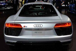 Nuova Audi R8 Coupe Audi Sport Edition Retro