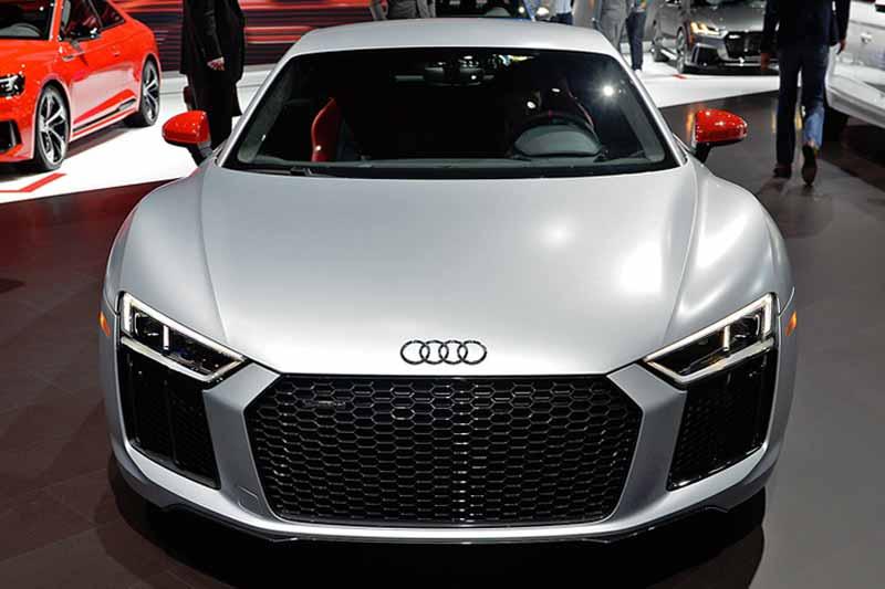 Nuova Audi R8 Coupe Audi Sport Edition