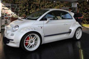 Fiat 50o giannini 350 gp lato