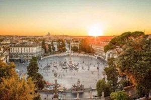 5 cose da fare a Roma il Pincio