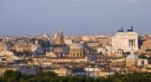 le terrazze più belle di Roma: Gianicolo