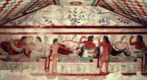 Necropoli etrusche Tarquinia