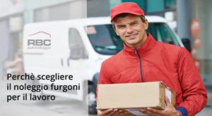 Perchè scegliere noleggio furgoni per il lavoro